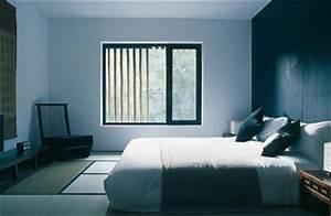 Couleur Qui Va Avec Le Bleu : quelles couleurs pour peindre sa chambre coucher ideeco ~ Nature-et-papiers.com Idées de Décoration