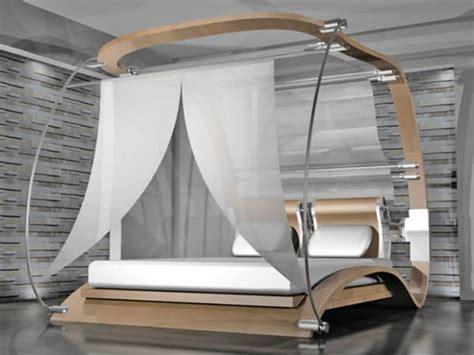 Interessant Designer Schlafzimmer Holz 50 Design Ideen F 252 R Himmelbetten Die Unbedingt Zu Sehen Sind