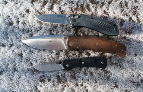 Knives Canada by Sweeping Canadian Bans Many Folding Knives Gearjunkie