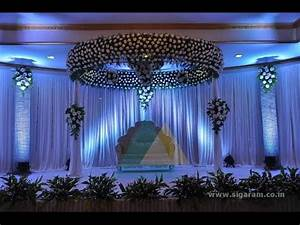 Sigaram Wedding & Reception Stage Decorators in