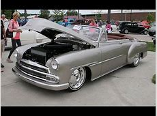 1951 Chevy Convertible Custom YouTube
