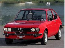 ALFA ROMEO Alfasud TI specs 1973, 1974, 1975, 1976, 1977