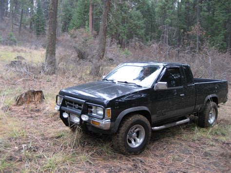 D21 Nissan by 1991 Nissan Up D21 Pictures Information And