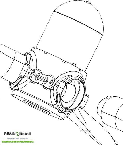 Ac48048 — B17  B24 Hamilton Electric Propeller Upgrade Set