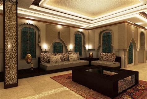 Decorating Moroccan Living Room