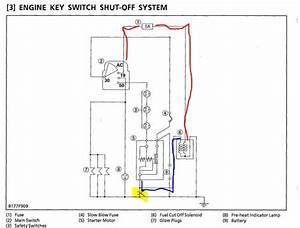 Kubota B2400 Wiring Diagram