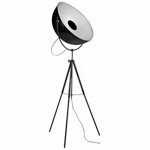 buy oversized floor standing lamp buy sleek black large With floor standing spotlight lamp