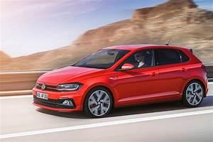 Volkswagen Polo 2017 : 2017 volkswagen polo gti front quarter autobics ~ Maxctalentgroup.com Avis de Voitures