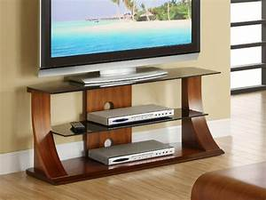 Meuble De Tele Design : le meuble tv design et style pour l 39 int rieur ~ Teatrodelosmanantiales.com Idées de Décoration