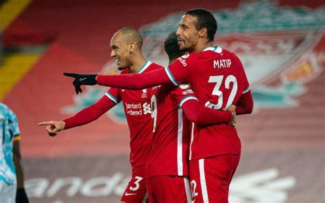 Joel Matip set to return from injury for Liverpool vs Man ...