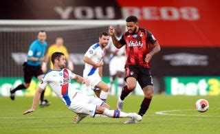 Bournemouth striker Joshua King avoids 'nasty injury' from ...