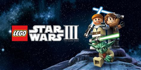 lego star wars iii  clone wars nintendo ds