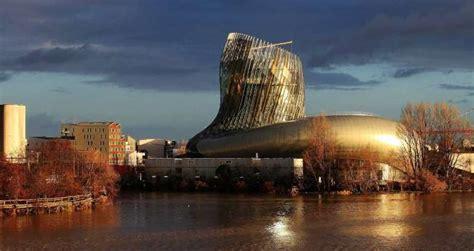 la nouvelle cit 233 du vin 224 bordeaux en timelapse sudouest fr