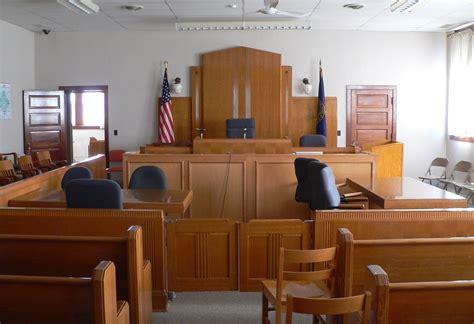 Fileknox County Courthouse (nebraska) Courtroom 1jpg