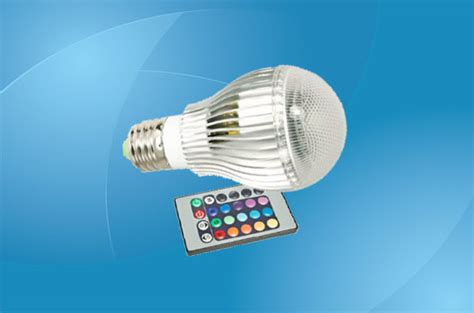 multi color led bulbs manufacturer supplier exporter