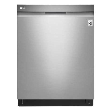 lg dishwasher lg electronics top tub dishwasher with 3rd