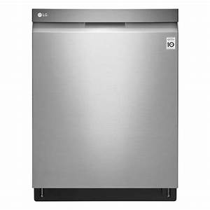 Lg Electronics Top Control Tall Tub Dishwasher With 3rd