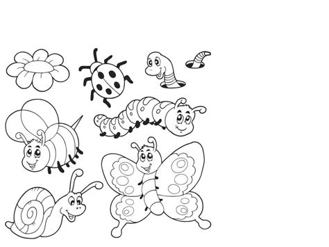 bugs coloring pages bugs coloring pages cool 3 171 funnycrafts