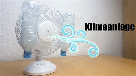 klimaanlage mit ventilator wie eine klimaanlage mit plastikflaschen zuhause