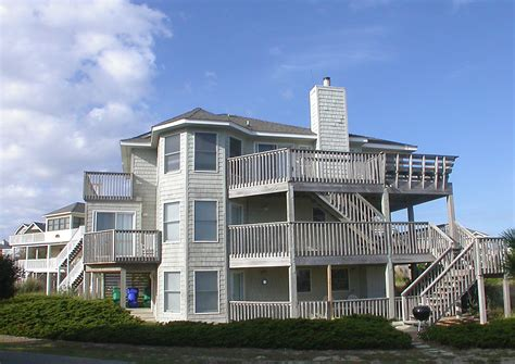 obx rentals corolla light southern lights vacation rental twiddy company