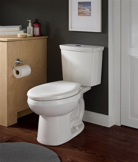 Kohler Bathroom Commodes by American Standard 2887 216 020 H2option Siphonic Dual