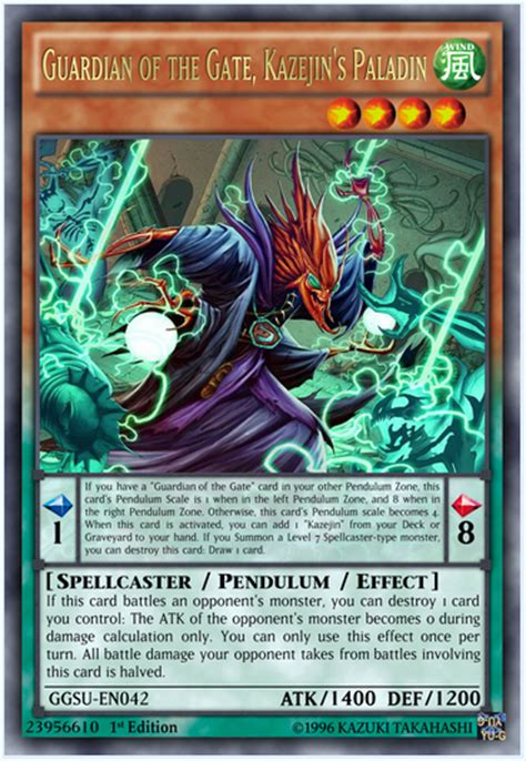 Gate Guardian Deck 2015 by Gate Guardian Support 5 Any And All Non Terrible