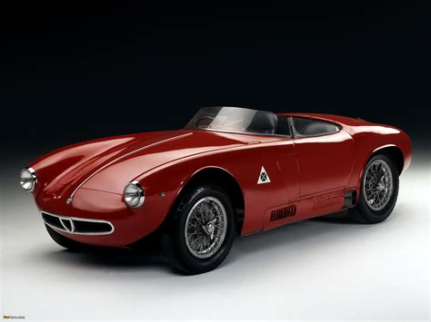 Alfa Romeo 2000 Sportiva Spider 1366 (1954) wallpapers ...