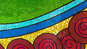 wallpaper 1920x1080 mosaic colorful patterns