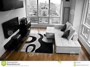 Eine Junggeselle Auflage Ein Modernes Wohnzimmer