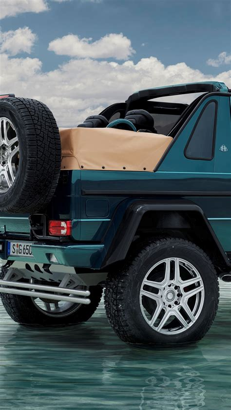The exceptional g 650 landaulet follows the equally spectacular variants g 63 amg 6x6 and g 500 4x42. Wallpaper Mercedes-Maybach G 650 Landaulet, SUV, Geneva Auto Show 2017, Cars & Bikes #13152