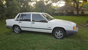 1991 Volvo 740 Turbo For Sale  Photos  Technical
