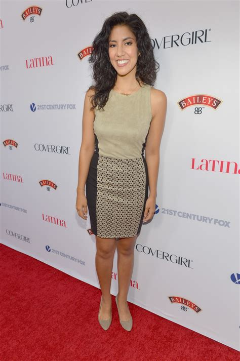 stephanie beatriz stephanie beatriz  arrivals