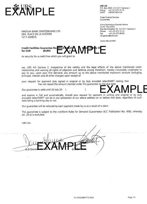 Letters of Credit versus Bank Guarantees