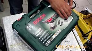 Bosch Pmf 250 : unboxing bosch pmf 250 ces youtube ~ Eleganceandgraceweddings.com Haus und Dekorationen