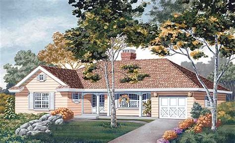 shaped ranch house plan sh st floor master suite cad   ranch