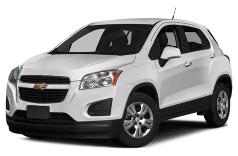 2017 Chevrolet Trax Gets A Friendlier Face, More Tech
