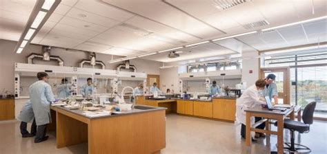 college science center design troy ny mosaic associates