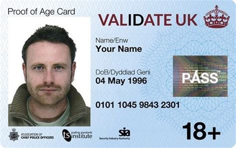 uk national id card   quora