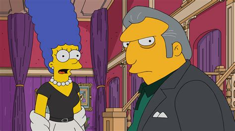 The Simpsons Season 29 Episode 3 Review Whistler's Father