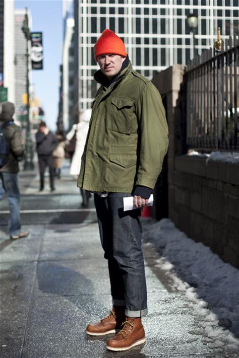 Le Fashion Urban Lumberjackthe Fabric Of Urban Winter Style