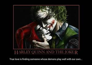 Harley Quinn an... Harley And Joker Quotes