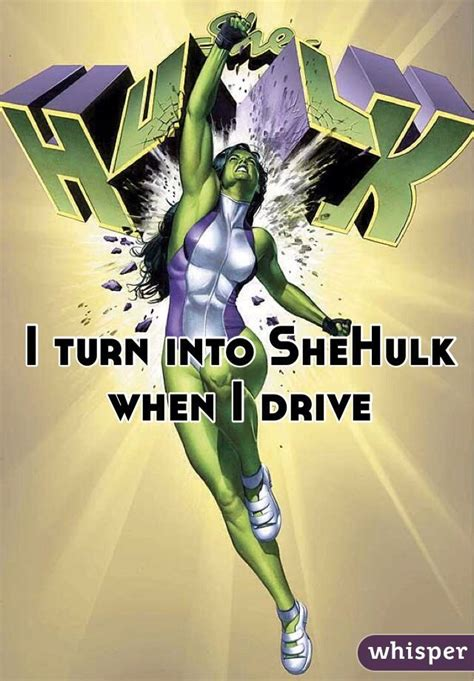 turn  shehulk   drive  images shehulk