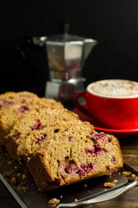 mixed berry  peanut butter streusel cake  flavor