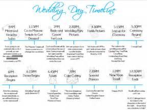 wedding schedule of events wedding day timeline weddingbee photo gallery