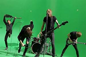 Blessthefall, 'Hollow Bodies' - Exclusive Video Shoot Photos