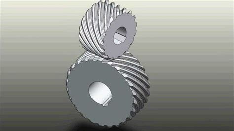 What Is The Difference Between Helical Spiral And Hypoid