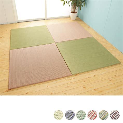 Japanese Floor Mat - diy tatami japanese igusa mattress indigenous unit mat