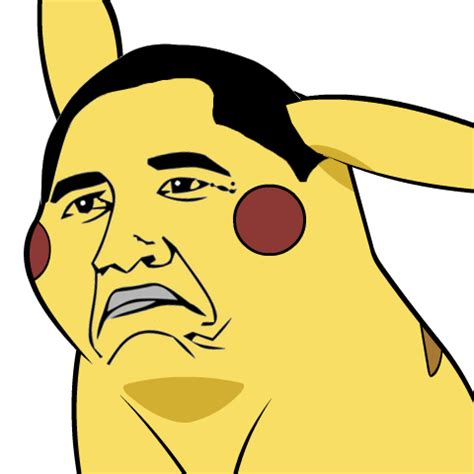 Pikachu Memes - image 429064 give pikachu a face know your meme