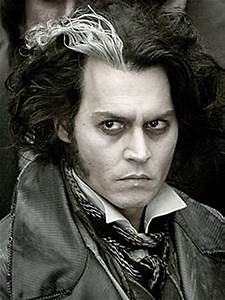 Shocking Attend The Hair Of Sweeney Todd Scanners