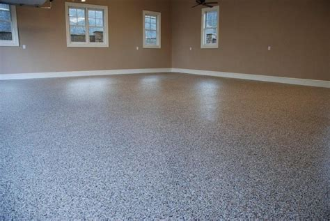 Creative Painting Concrete Floors Ideas Home Flooring